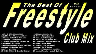 The Best Of Old School Freestyle - (DJ Paul S)