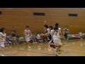 中学女子バスケットボール の動画、YouTube動画。