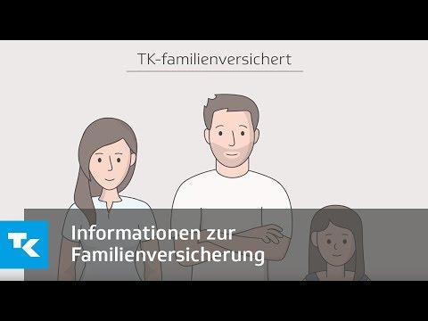 Informationen Zur Familienversicherung