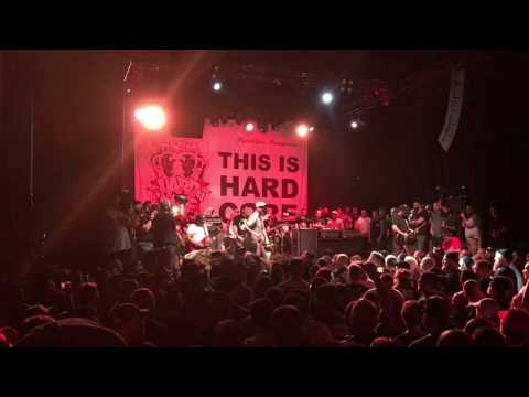 Ramallah TIHC 2017 Blood for Blood-White Trash Anthem