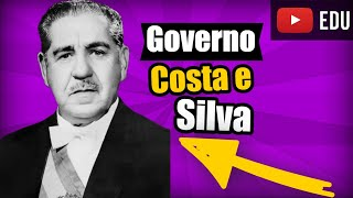 DITADURA MILITAR NO BRASIL GOVERNO COSTA E SILVA 1967 1969 FRENTE AMPLA DE OPOSIÇÃO PARLAMENTAR #6