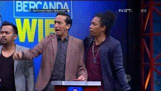 Waktu Indonesia Bercanda - Kocak! Ge Pamungkas & Arie Kriting Kesel Sampe Ke Ubun-ubun (2/4)