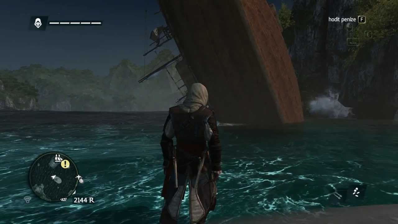 Assassins Creed IV Black Flag Bug Kraken