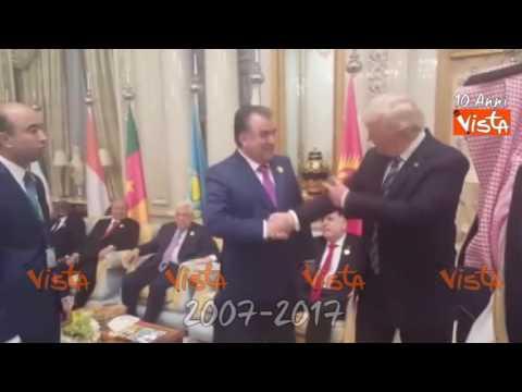 Trump prova la stretta di ferro, ma il Presidente del Tajikistan resiste