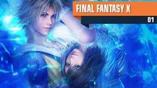 Final Fantasy X #01 - O Início [PC] [PT-BR]