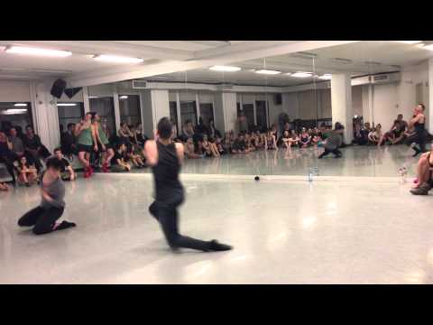 Sonya Tayeh Class At Broadway Dance Center