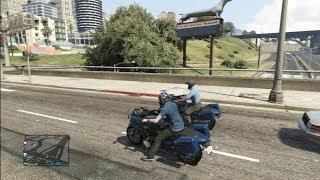 GTA Online - Les gendarmes de Los Santos