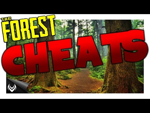 The Forest | HOW TO CHEAT