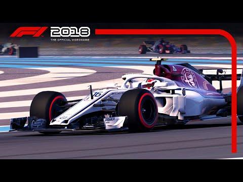 F1 2018   MAKE HEADLINES   Paul Ricard Reveal [UK]
