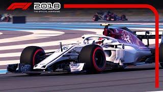 F1 2018 | MAKE HEADLINES | Paul Ricard Reveal [UK]