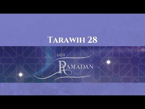 Tarawih 28 - 6/22/2017