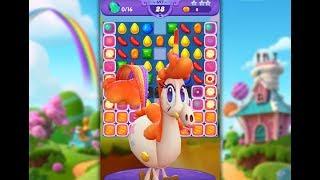 Candy Crush Friends Saga Level 697 (3 stars, No boosters)