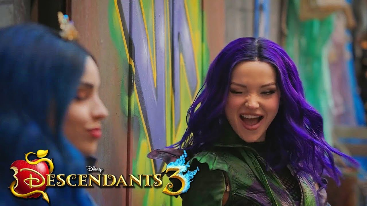 Descendants 3 Good To Be Bad Music Video Explained