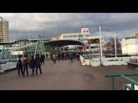 Main gate of Ruhr University Bochum