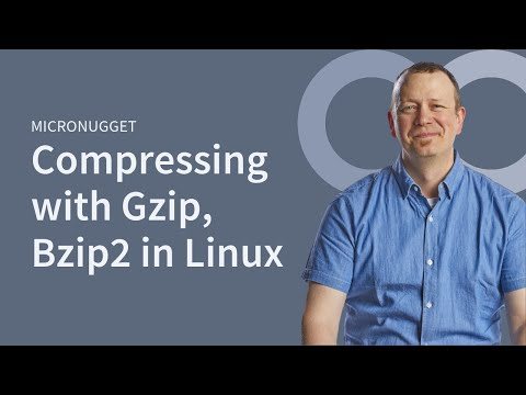 Compressing with Gzip and Bzip2 in Linux