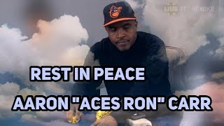 Aaron 'Aces Ron' Carr Tribute ♥️ Live at the Bike!