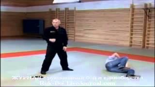 #9 Защита от угрозы оружием brazilian jiu-jitsu techniques джиу джитсу приемы на улице, видео урок