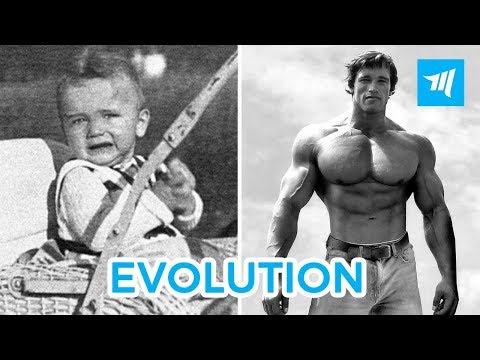 The Best Arnold Schwarzenegger Photo Timeline