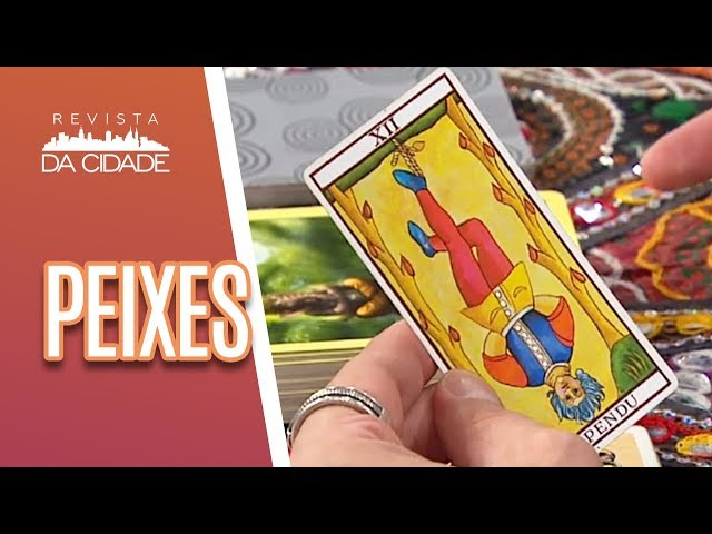 Previsão de Peixes 19/02 a 20/03- Revista da Cidade (18/02/19)