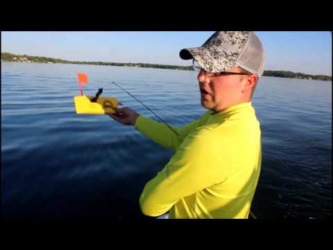 How to Troll for Walleye With Planer Boards