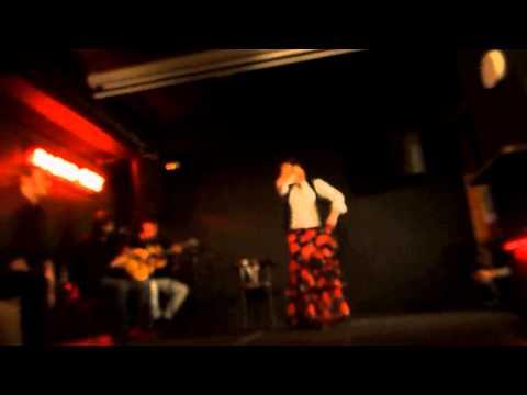Flamenco en Radio City, Valencia