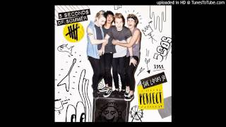 Michael Clifford and Ashton Irwin demo of She Looks So Perfect(layered)