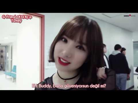 [Türkçe Altyazılı] Eunha | Sunny Girls - Taxi Sahne Arkası