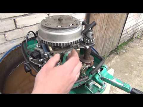 Лодочный мотор Ветерок