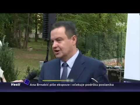 Palma za B92: Nećemo da glasamo za Brnabićevu