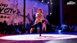 Ram vs Nao [1on1 B-Girl Semi-Final] ► TAIPEI BBOY CITY ◄ 2017