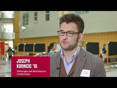 OWU Connection Research - Philosophy & Mathematics - Joseph Kirinic '16