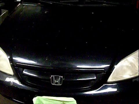 How To 01 Honda Civic Replace Front Lower Control Arm With Bushings