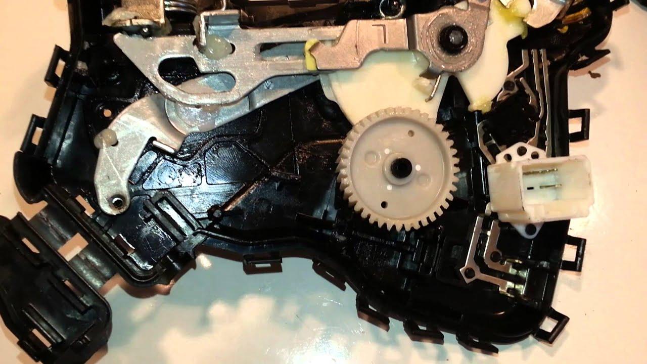 2008 Tundra Door Actuator Motor Replacement Part 2 Doovi