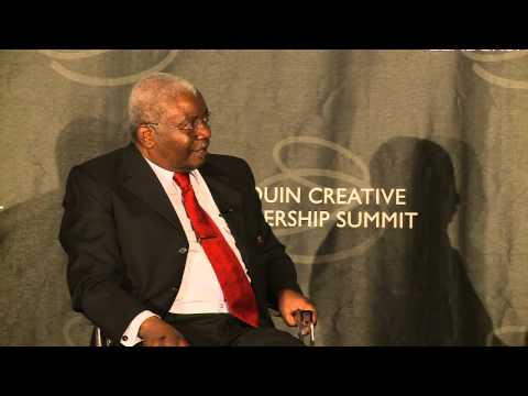 2011 BCLS - In Conversation: The President of the Republic of Mozambique, H.E. Mr. Armando Guebuza