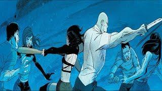Cassie Fights Vampires with Cat Piss... Yeah... Hack/Slash: Resurrection #10