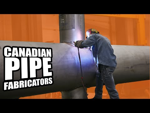 Legion Piping Fabricators | Canadian Pipe Shop | A DAY IN THE LIFE
