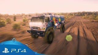 Dakar 18 | Features Trailer | PS4