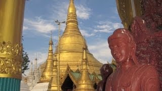 Yangon City Tour - Myanmar.m4v
