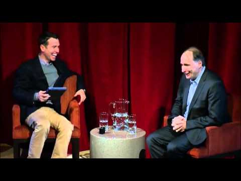 President Barack Obama's Senior Political Advisor David Axelrod in conversation with David