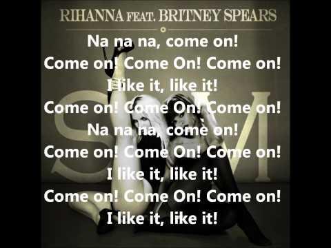Rihanna Ft. Britney Spears S&M Karaoke