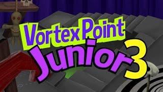 Vortex Point Junior 3 - Walkthrough