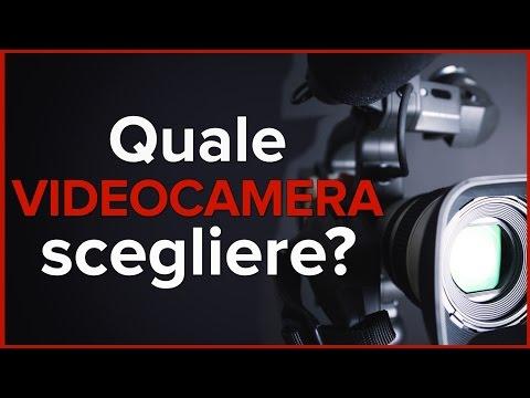 Quale Videocamera scegliere per iniziare a fare Video