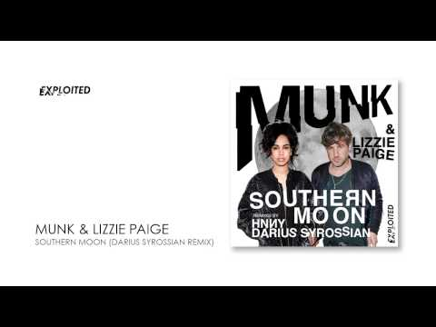 Munk & Lizzie Paige - Southern Moon (Darius Syrossian Remix) | Exploited