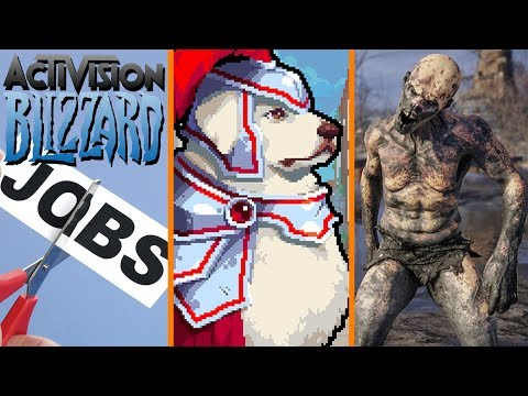 Huge Activision Blizzard Layoffs + Sony Blocked Wargroove Crossplay + Metro Exodus...Is It Good? Mp3