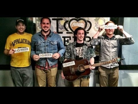 "Pullman Strike perform ""Easy Lyin"" LIVE IN STUDIO at Cheers Charlotte!"