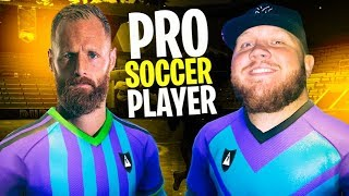 DUOS WITH PRO SOCCER PLAYER DAVID MEYLER!! | Fortnite Battle Royale Highlights #245