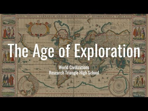 The Age of Exploration Overview