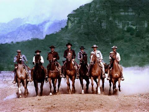 Les Sept Mercenaires Saison 2 Film Western Complet En Français