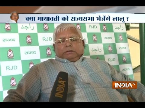 BJP is trying to tarnish my image, alleges Lalu Prasad Yadav
