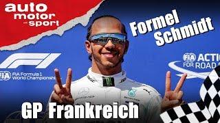 Was will Hamilton? Die Fahrer sind selber Schuld! - Formel Schmidt | auto motor und sport